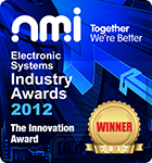NMI Innovation Winner, 2012