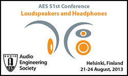 AES 51st Conference